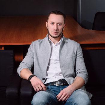 Александр Клименко, Начальник производства