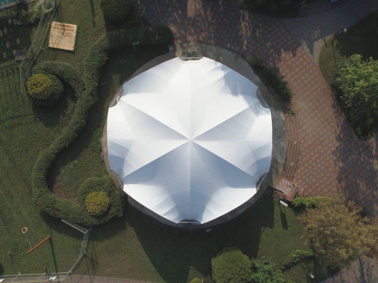 Конcтрукция ArcoTenso Hexagonal