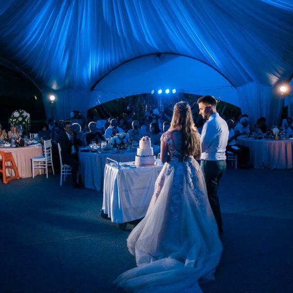 Выездной шатер для свадьбы