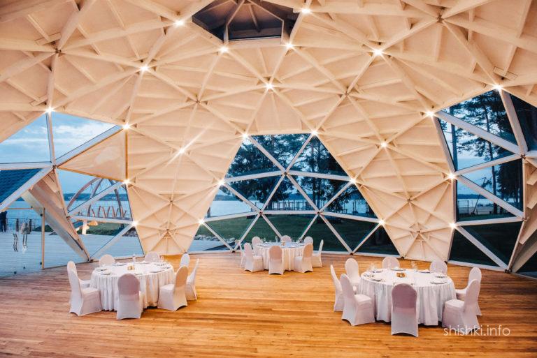 Конструкция GeoTenso Ecodome