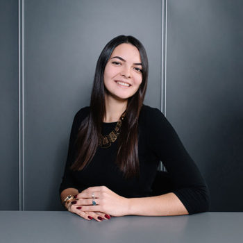 Вера Юркевич, Специалист по маркетингу