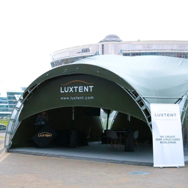 Шатер-павильон для Luxtent